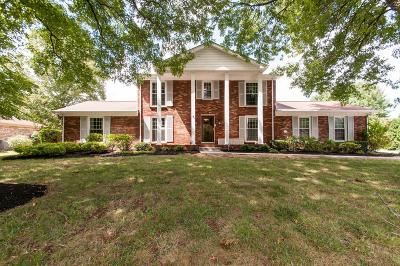Franklin Single Family Home Under Contract - Showing: 109 Sheffield Pl