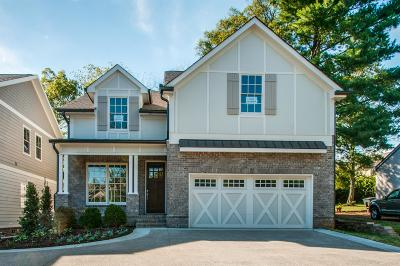 Green Hills Single Family Home For Sale: 1703 Hillmont Dr
