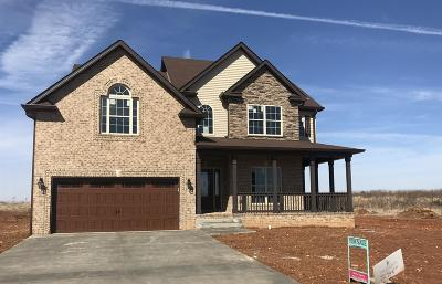 Clarksville Single Family Home Under Contract - Showing: 179 Wellington Fields