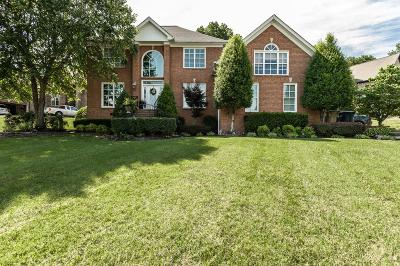 Goodlettsville Single Family Home For Sale: 102 Elizabeth Ct