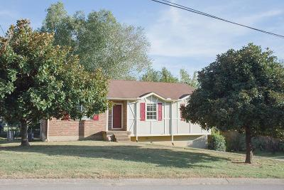Mount Juliet Single Family Home Under Contract - Showing: 612 Meadowview Dr