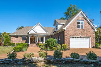 Hendersonville Single Family Home For Sale: 2220 Stop Thirty Rd