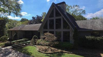 Hendersonville Single Family Home Under Contract - Showing: 127 Clifftop Dr