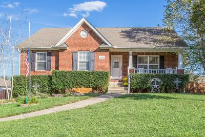 Spring Hill  Single Family Home Under Contract - Showing: 6030 Chickadee Cir