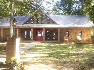 Lewisburg Single Family Home For Sale: 1391 Milltown Rd