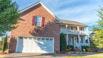 Gallatin Single Family Home For Sale: 1312 Wentworth Dr