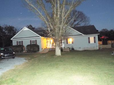 Lebanon Single Family Home For Sale: 4511 McCreary Rd