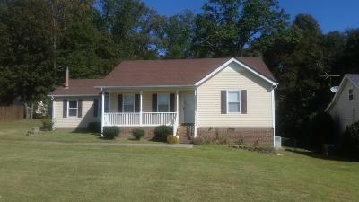 Rockvale Single Family Home Under Contract - Showing: 955 Sherwood Oaks Dr