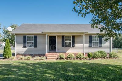 Single Family Home Under Contract - Showing: 401 Glen Haven Dr