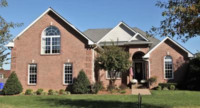 White House Single Family Home For Sale: 740 N Palmers Chapel Rd