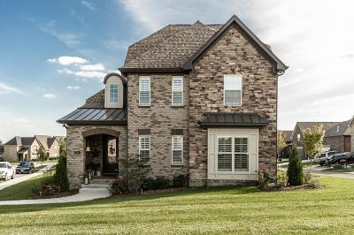 Gallatin Single Family Home For Sale: 1079 Paddock Park