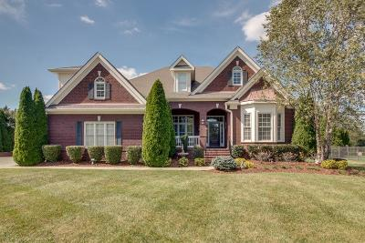 Brentwood Single Family Home For Sale: 1769 Claybrook Park Circle
