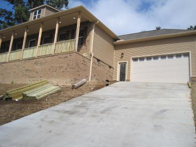 Kingston Springs Single Family Home Under Contract - Showing: 125 Scenic Harpeth Dr