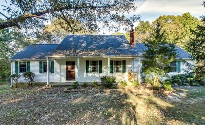 Charlotte Single Family Home Under Contract - Showing: 450 Matlock Rd
