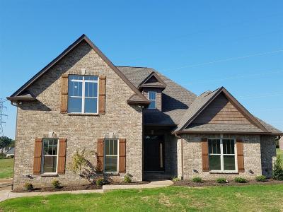 Lebanon Single Family Home For Sale: 1409 Wade Hampton Ct