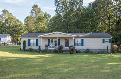Robertson County Single Family Home Under Contract - Showing: 5267 Reeder School Rd.