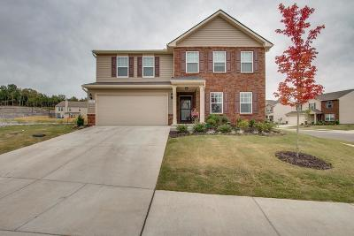 Lebanon Single Family Home Under Contract - Showing: 1200 Lumsley Dr