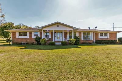 Woodbury Single Family Home For Sale: 268 Hollis Creek Rd