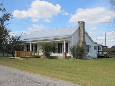 Linden Single Family Home For Sale: 267 Rockhouse Rd