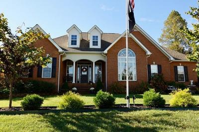 Cookeville Single Family Home For Sale: 809 Windingbrook Ct