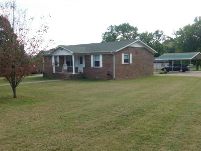 Lewisburg Single Family Home For Sale: 1556 Sandy St