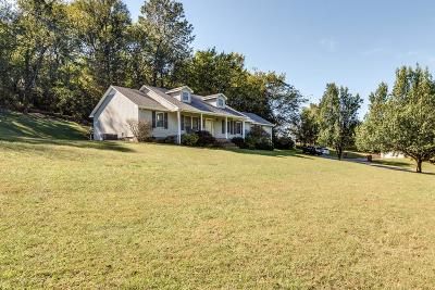 Lewisburg Single Family Home For Sale: 710 Valewood Dr