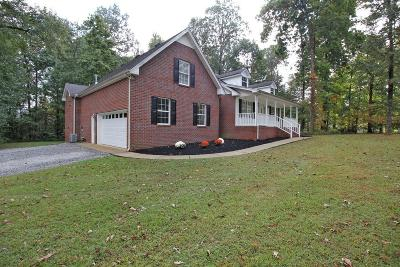 White House Single Family Home Under Contract - Showing: 2025 Apollo Dr