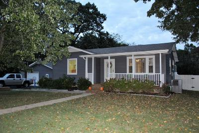 White Bluff Single Family Home Under Contract - Showing: 300 Shady Oak Dr