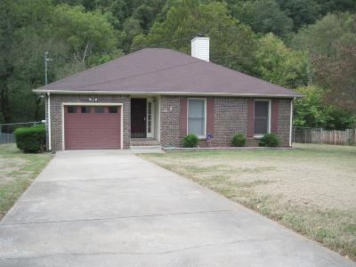Clarksville Single Family Home Under Contract - Showing: 3366 Clearwater Dr