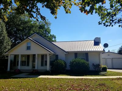 Cookeville Single Family Home For Sale: 1040 Buffalo Valley Rd