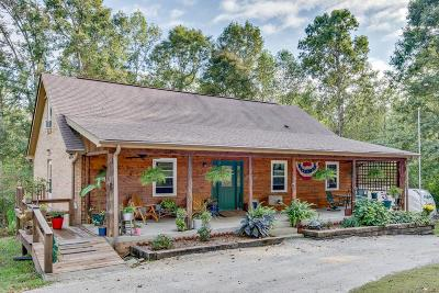 White Bluff Single Family Home For Sale: 1000 Ford Rd