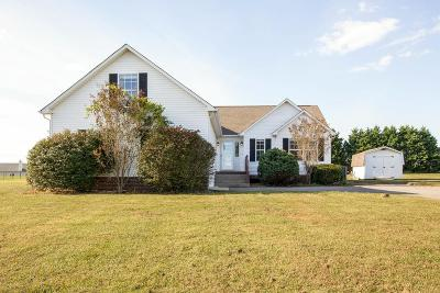 Spring Hill TN Single Family Home Under Contract - Showing: $227,900
