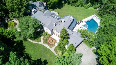 Belle Meade Single Family Home For Sale: 4444 Tyne Blvd