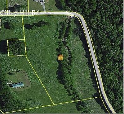 Bradyville Residential Lots & Land For Sale: Gilley Hill Rd