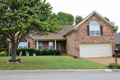 Antioch Single Family Home For Sale: 4508 Cheshire Pass