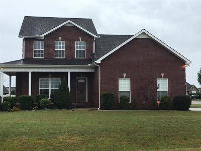 Murfreesboro TN Single Family Home For Sale: $264,900