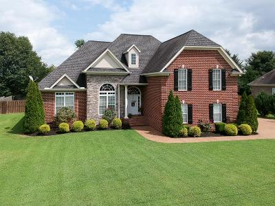 Lebanon Single Family Home For Sale: 907 Thany Ct