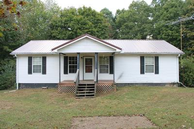 Mcewen Single Family Home Under Contract - Showing: 2481 Ridge Rd.