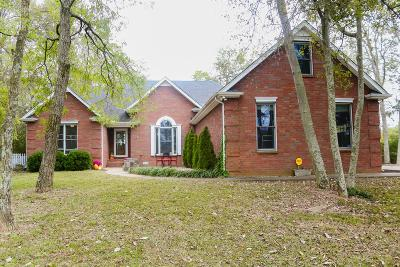Rockvale Single Family Home Under Contract - Showing: 3031 Middleton Dr