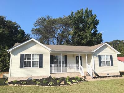 Shelbyville Single Family Home For Sale: 103 Michael Ln