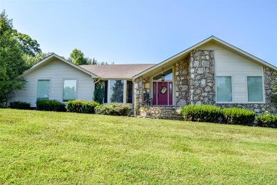Gallatin Single Family Home For Sale: 213 Peach Valley Rd