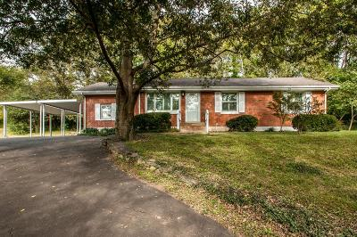 Brentwood, Franklin, Nashville, Nolensville, Old Hickory, Whites Creek, Burns, Charlotte, Dickson Single Family Home Under Contract - Showing: 2116 Guaranty Dr