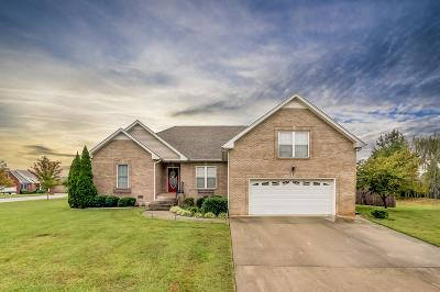 Clarksville Single Family Home Under Contract - Showing: 152 Gallant Ct
