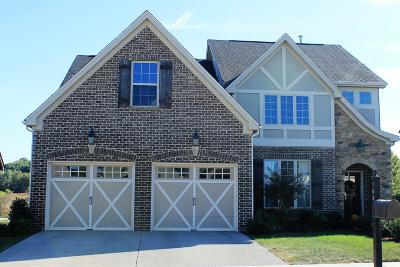 Hendersonville Single Family Home For Sale: 188 Dayflower Dr