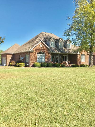 Cookeville Single Family Home For Sale: 936 N Plantation Dr.