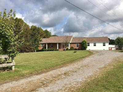 Smithville TN Single Family Home Under Contract - Showing: $249,900
