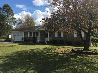 Cookeville Single Family Home For Sale: 1339 Eastwood Dr