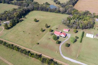 Gallatin Single Family Home For Sale: 277 Rock Bridge Rd