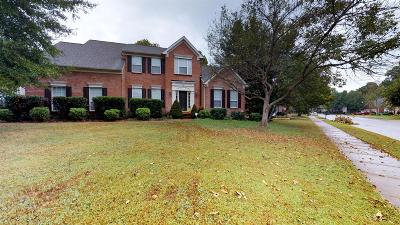 Franklin TN Single Family Home For Sale: $424,700
