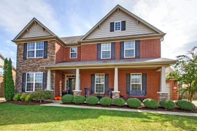 Hendersonville Single Family Home For Sale: 1002 Abberley Cir